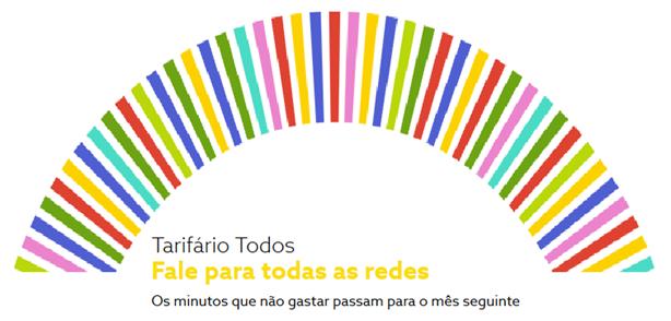 tarifário TODOS