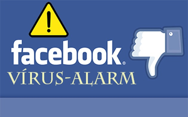 virus-alarm-Facebook