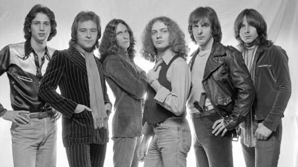 Portrait Of Original Members Of Foreigner